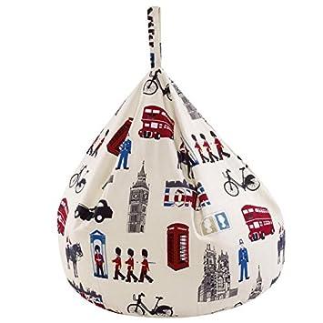 Hand Made Childrens Bean Bag Chair