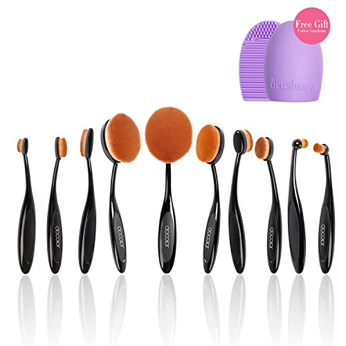 Brushes Docolor Professional Toothbrush 10Piece product image
