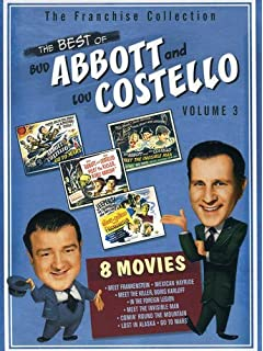 The Best Of Abbott Costello Vol 3 Go To