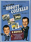 The Best of Abbott & Costello, Vol. 3 (Abbott & Costello Go to Mars / Abbott & Costello in the Foreign Legion / Abbott & Costello Meet Frankenstein / Abbott & Costello Meet the Invisible Man / Abbott & Costello Meet the Killer / Comin' Round the Mountain