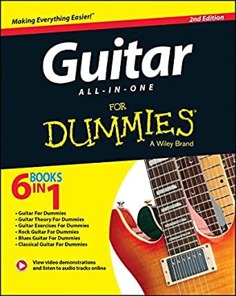 Guitar All-In-One For Dummies (English Edition) eBook: Consumer ...