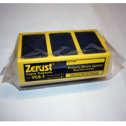 Vapor Capsule - Zerust VC6-1 Large NoRust Vapor Capsule