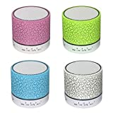 Padraig S10 Subwoofer Wireless Bluetooth Speaker With iPod For All Android/iOs Smartphones (Multi-Color)