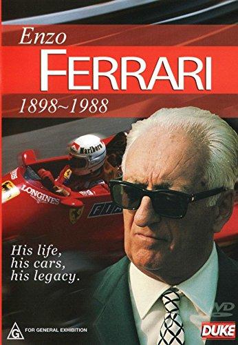 Ferrari Enzo Four (Enzo Ferrari 1898-1988   Documentary   NON-USA Format   PAL   Region 4 Import - Australia)