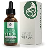 Foxbrim's Peptide Complex Serum works to effectively create a healthy environment for beautiful skin. Moisturizers with peptides work from the inside out, as the peptides signal the body for additional collagen production to restore a youthfu...