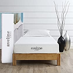 "Modway Aveline 8"" Gel Infused Memory Foam Twin Mattress with CertiPUR-US Certified Foam - 10-Year Warranty"