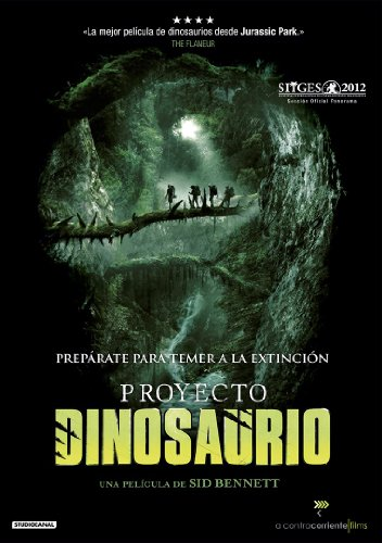 Proyecto Dinosaurio (The Dinosaur Project) (2012) (Import Movie) (European Format - Zone 2)