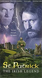 St Patrick: Irish Legend [VHS]