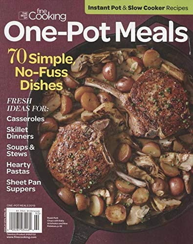 (Best of Fine Cooking One-Pot Meals 2019)
