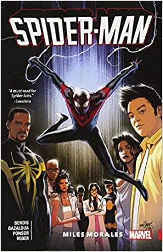 421b1a513ab9ad Amazon.com  Spider-Man  Miles Morales Vol. 4 (9781302905989)  Brian Michael  Bendis