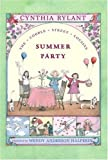 Summer Party by Cynthia Rylant (2002-06-01)