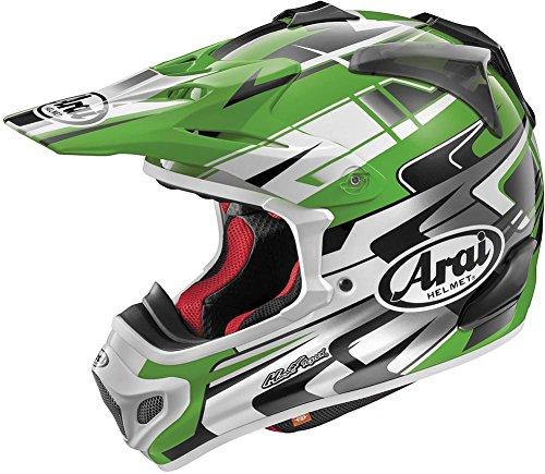Arai VX-Pro4 Tip Helmet-Green-M (Heat Signature Goggles compare prices)