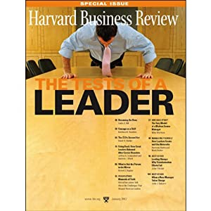 Harvard Business Review, January 2007 Audiomagazin