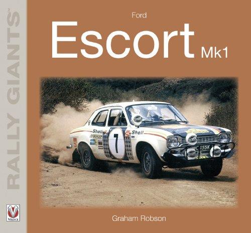 Ford Escort Mk1 - Rally -