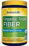Organic Triple Fiber By Renew Life - 12 Oz. HOPE Formula