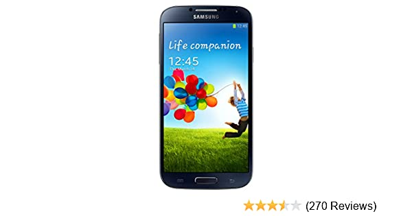 Samsung Galaxy S4 I545 16GB Verizon CDMA 4G LTE Android Smartphone w/ 13MP  Camera - Black