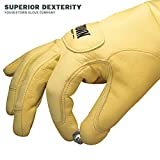 Youngstown Glove 11-3245-60-XL Leather Utility Plus