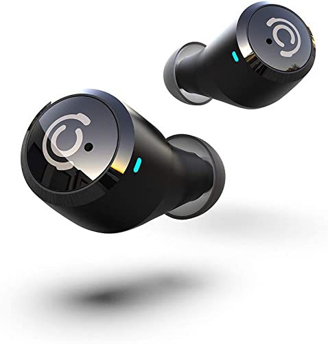 Wireless Earbuds, CHISANA Bluetooth Headphones Extreme Deep Bass, Bluetooth Earbuds with Stable Connection, Instant Pairing and Microphone Binaural Calls, Suitable for Workout, Road Trips and More