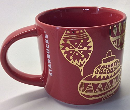 Starbucks Stacking Red Holiday Mug, 14 Fl Oz