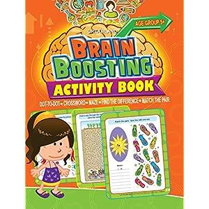 Brain Boosting Activity Book: Match...