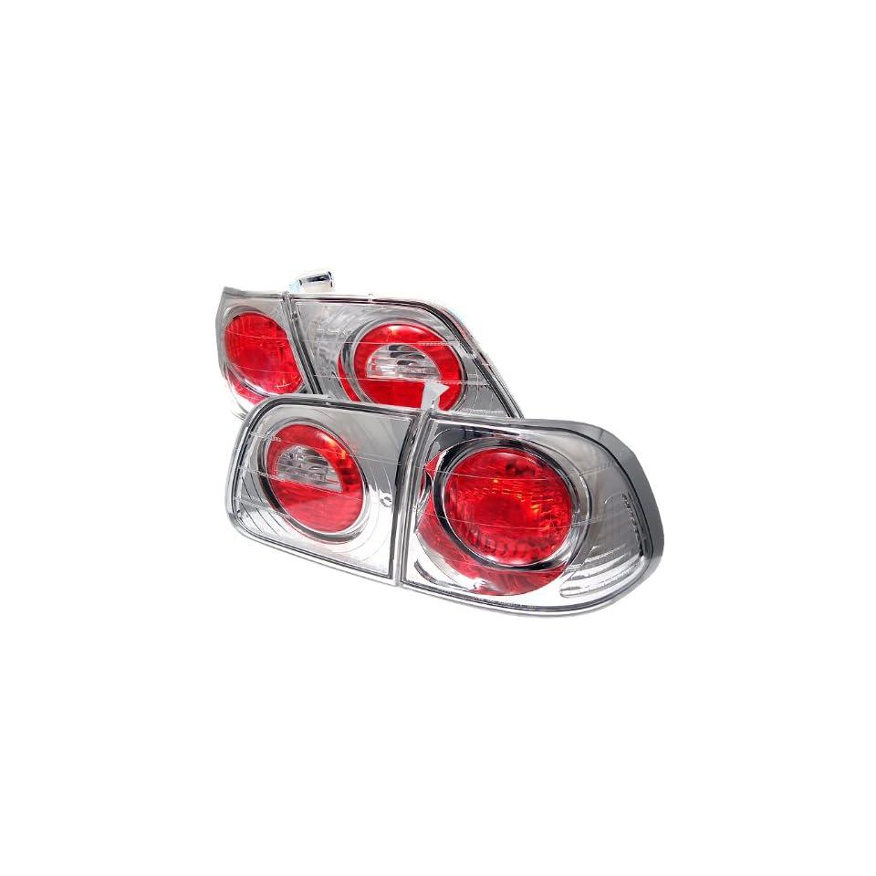 Spyder Auto Honda Civic Chrome Altezza Tail Light