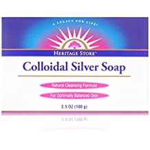 Heritage Products Colloidal Silver Soap - 3.5 oz