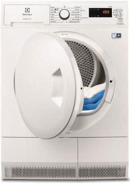 Electrolux–pl Secadora: Bomba de Calor–delicatecare?–simplicare–Capacidad Maxi de Secado: 8kg–Clase énerg