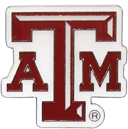 NCAA Texas A/&M Aggies Lapel Pin Officially Licensed