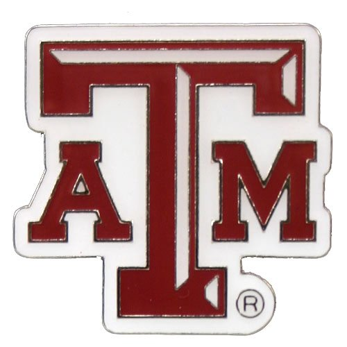 - NCAA Texas A&M Aggies Logo Pin