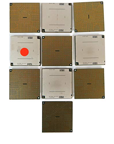IBM Lot-10 Power9 CPU for Gold Recovery GLDP9-L10 Scrap/Gold Recovery AS-is