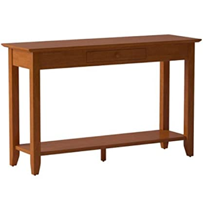 Amazon.com: Foyer Entry Console Table For Entryway Decor With ...