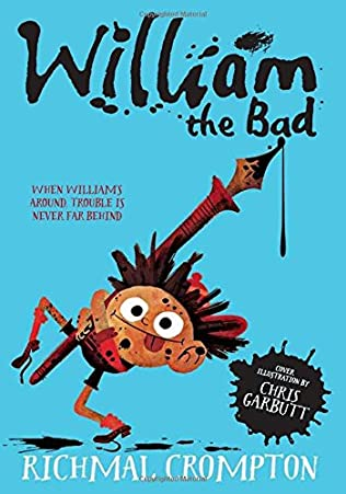 book cover of William The Bad