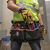 Tool Apron, Tape Thong and Four Reinforced Pockets