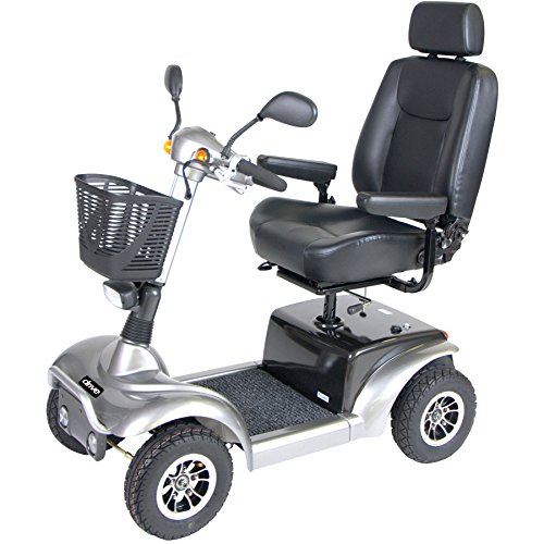 Drive Medical Prowler Mobility Scooter, 4 Wheel, 22 Inch