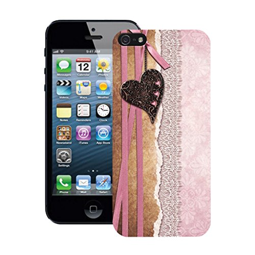 ZAPCASE Printed Back Cover for Apple iPhone 5