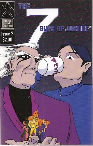 Download 7 Guys of Justice Vol 1 No 2 ebook