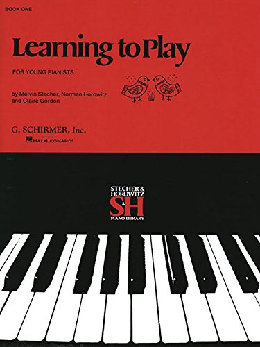 Learning to Play Instructional Series - Book I: Piano Technique (Piano Collection)