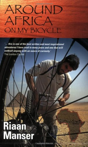 Around Africa on my Bicycle by Jonathan Ball Publishing