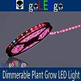 Dfunlife LED Waterproof Grow Light Garden Plant Nursery Fill Light Strip