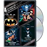 4 Film Favorites Batman Collection (bilingual)