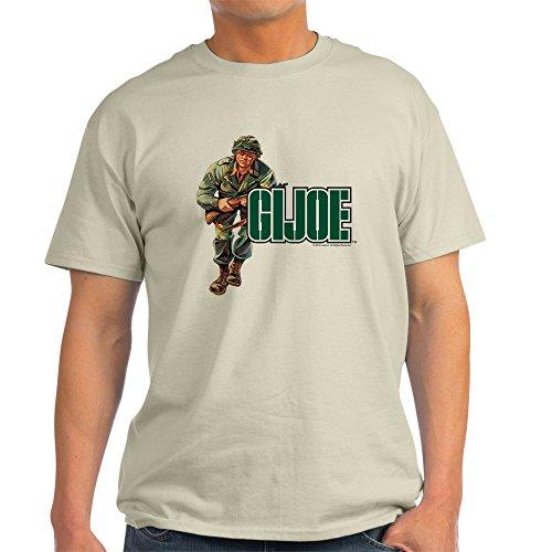 - CafePress G.I. Joe Logo Light T Shirt 100% Cotton T-Shirt