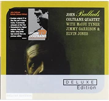 John coltrane ballads john coltrane deluxe ed bonus cd ballads john coltrane deluxe ed bonus cd stopboris Image collections
