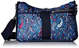 LeSportsac Everyday Bag, Eastern Voyage Blue