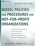 img - for Model Policies and Procedures for Not-for-Profit Organizations book / textbook / text book
