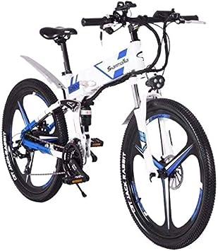 XXCY 500w/350w Bicicleta De Montaña Eléctrica 12.8ah Ebike ...