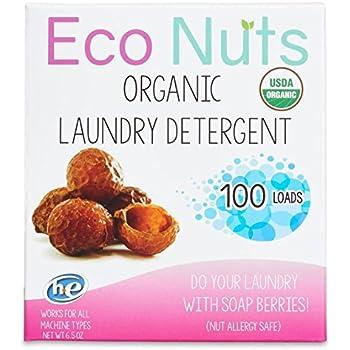 Eco Nuts Organic Laundry Detergent, 6.5 oz