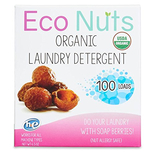 Eco Nuts Organic Laundry Detergent, 6.5 oz