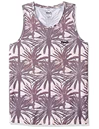 Bench mens Printed Palm Tree Tank