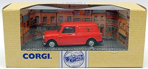 Corgi 1/43 Scale Diecast Model Van 96950 - Royal Mail Mini Van - Red B0039KEE9G