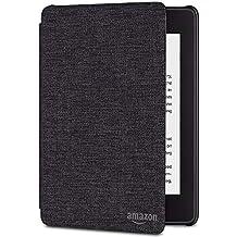 Capa de tecido resistente à água para o novo Kindle Paperwhite (10ª Geração – não compatível com as versões anteriores do Kindle Paperwhite) - Cor Preta